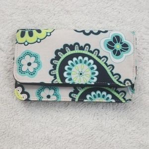 Thirty-One Zipper Wallet